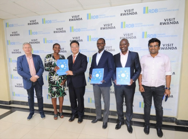 Rwanda Signs Deal With Chinese Garment Firm To Set Up A Modern Garment Factory