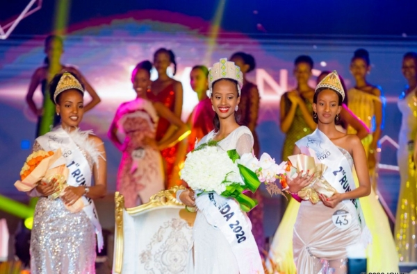The glamorous Miss Rwanda grand finale that was