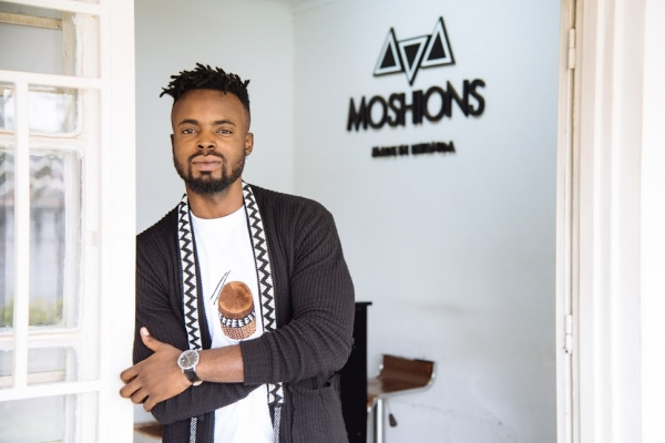 Meet the Founder of Moshions at Rwanda Fashion Conference 2019, 6th September