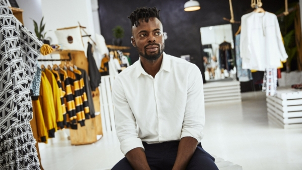 Moshions' Turahirwa among Fashion Focus Africa finalists